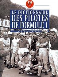 Le dictionnaire des pilotes de formule 1