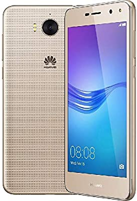Huawei Y5 2017, 16 GB, Gold, 4G LTE: Amazon com: aaaonline