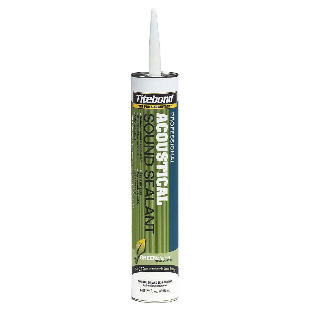 Acoustical Smoke and Sound Sealant, 28 oz