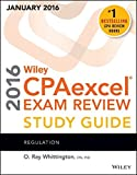 img - for Wiley CPAexcel Exam Review 2016 Study Guide January: Regulation (Wiley Cpaexcel Exam Review Regulation) book / textbook / text book