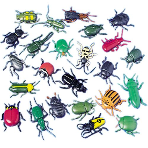 US Toy Company Asst Insects (2 Packs Of 144)