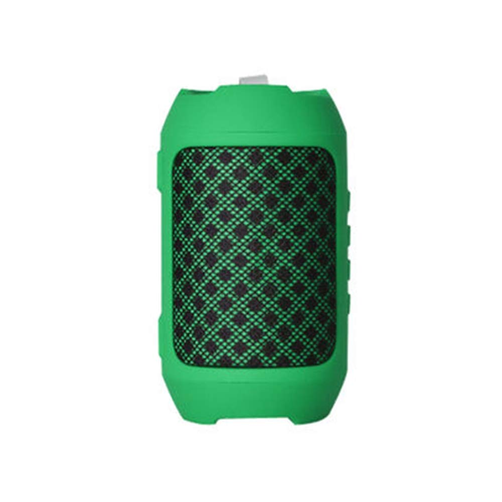 Portable war drum fabric bass sound 3W TF FM mobile stand bluetooth speakers TWS speakers by 9POINT9