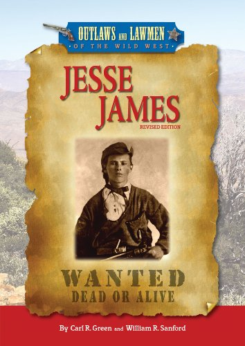 Jesse James (Outlaws and Lawmen of the Wild West) by Enslow Pub Inc
