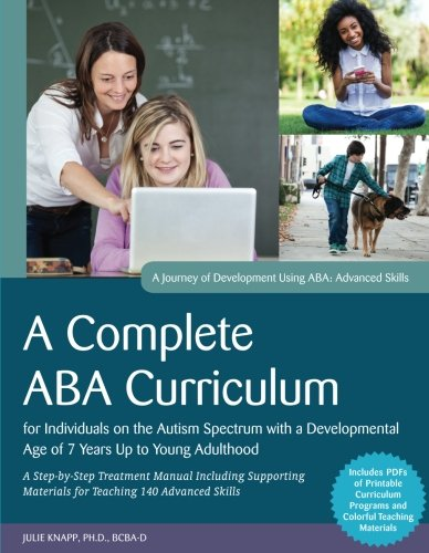 image regarding Vb Mapp Printable Materials known as A Comprehensive ABA Curriculum for People in america upon the Autism