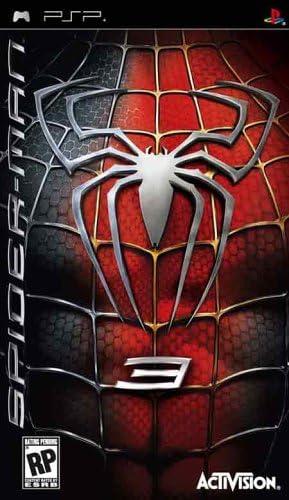 Spider Man 3 psp - بازی مرد عنکبوتی 3 برای پیاسپی