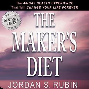The Maker's Diet Audiobook
