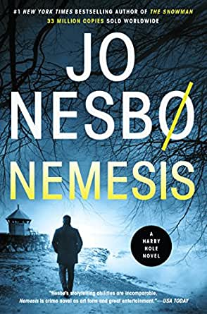 Nemesis: A Harry Hole Novel (Harry Hole series Book 4) (English ...