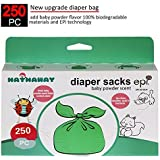 Hathaway Sassy Small Diaper Bags, Tie Baby Disposable...