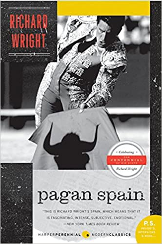 Pagan spain richard wright 9780061450198 amazon books fandeluxe Image collections
