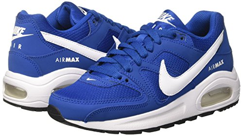 Jay – Unisex black Blu blue Bambini Air white Command Basse Ginnastica Flex Nike Max Da Scarpe zHqxAO