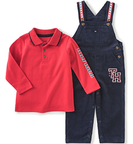 Tommy Hilfiger Baby Corduroy Overall