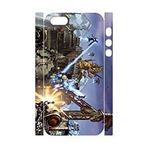 Borderlands 2 iphone 5 5s Cell Phone Case 3D White PSOC6002625731967