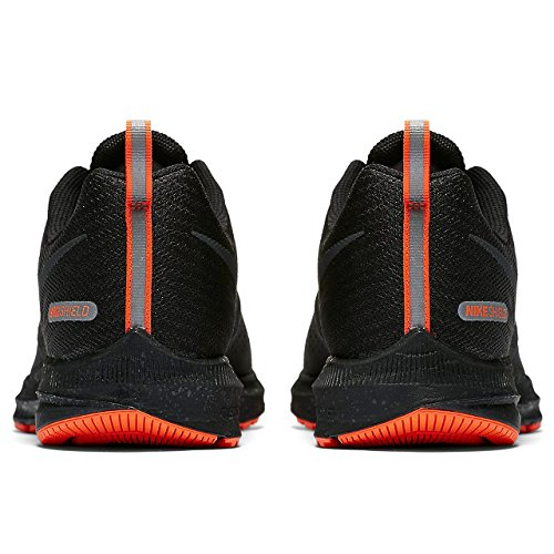 Nike anthracite Zoom Multicolore Uomo Winflo Shield 001 Scarpe anthracite 4 black Running ggrzUqF