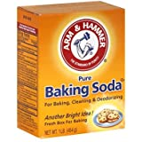 Arm & Hammer Baking Soda, 16 oz (3)