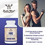 HMB Supplement, Third Party Tested, for Muscle