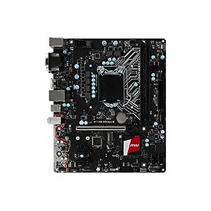MSI Gaming Intel Skylake H110 LGA 1151 DDR4 USB 3.1 Micro ATX Motherboard (H110M GRENADE)