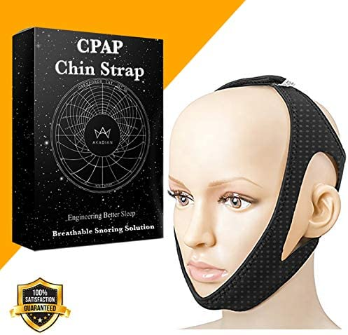 CPAP Anti Snoring Chin Strap Solution product image