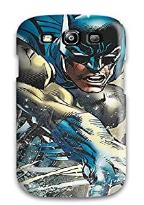 Awesome Design Batman Comics Anime Comics Hard Case Cover For Galaxy S3