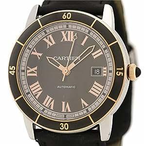 Cartier Ronde Croisiere de Cartier swiss-automatic mens Watch W2RN0005 (Certified Pre-owned)