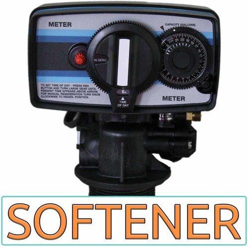 Fleck 5600 Metered Water Softener On Demand Control Head Valve