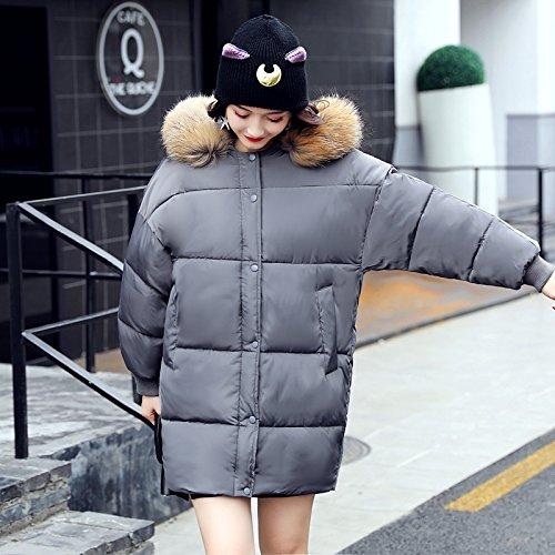 Coats 'S Winter Short Jackets Xuanku Women Grey Tz5Hcq