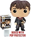 Funko Pop Movies: Harry Potter - Neville Longbottom Vinyl Figure (Bundled with Pop Box Protector Case)
