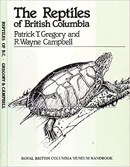 Reptiles of British Columbia