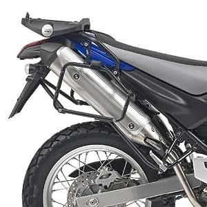 Side Case-Rack (Holder) steel pipe black Yamaha XT 660 R / X Bj. 04-06