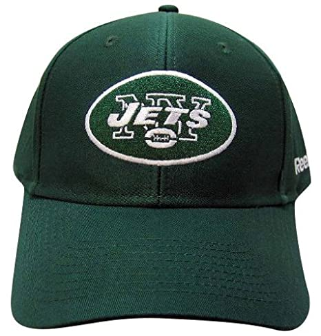 Image Unavailable. Image not available for. Color  NFL New York Jets Basic  Logo Closure Baseball Hat ... bf76996eb
