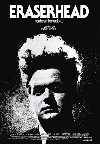 oster - 11 x 17 (Eraserhead Movie Poster)