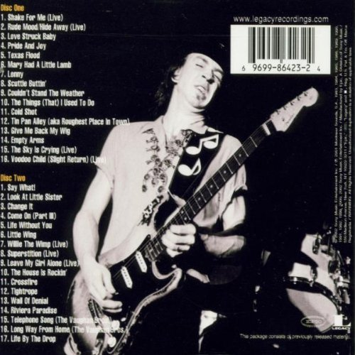 Galleon The Essential Stevie Ray Vaughan And Double Trouble