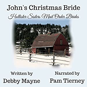 John's Christmas Bride Audiobook