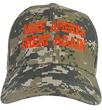 Donald Trump Make America Great Again Hat Desert