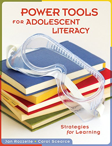 (Power Tools for Adolescent Literacy: Strategies for Learning (Activities and Games for the Classroom))