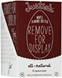 Justin's Nut Butter Natural Maple Almond Butter Squeeze Packs, 1.15 oz, 10 pk