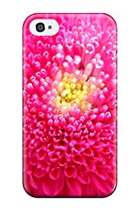 Best 1725202K25127302 Perfect Earth Flower Case Cover Skin For Iphone 4/4s Phone Case