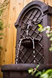 The Bordeaux - Outdoor Wall Fountain - Florentine