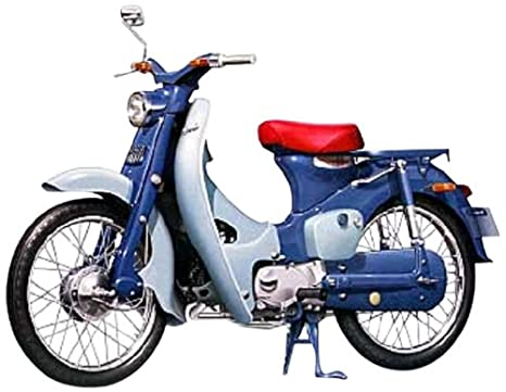 Amazoncom Honda Super Cub 1958 First Model Model Car Fujimi Bike