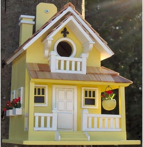 Bazar de jardín HB-9045WS Casa para pájaros para el jardín