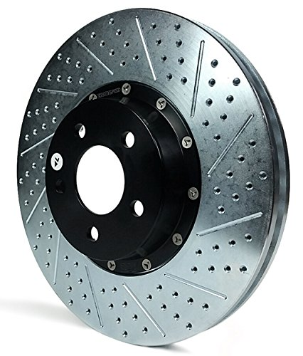 Eradispeed Brake Rotors (BAER BRAKES 2301066-BKCZ Brake Rotor (13.97