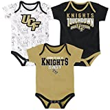 Gen 2 NCAA Newborn Playmaker 3Piece Onesie Set