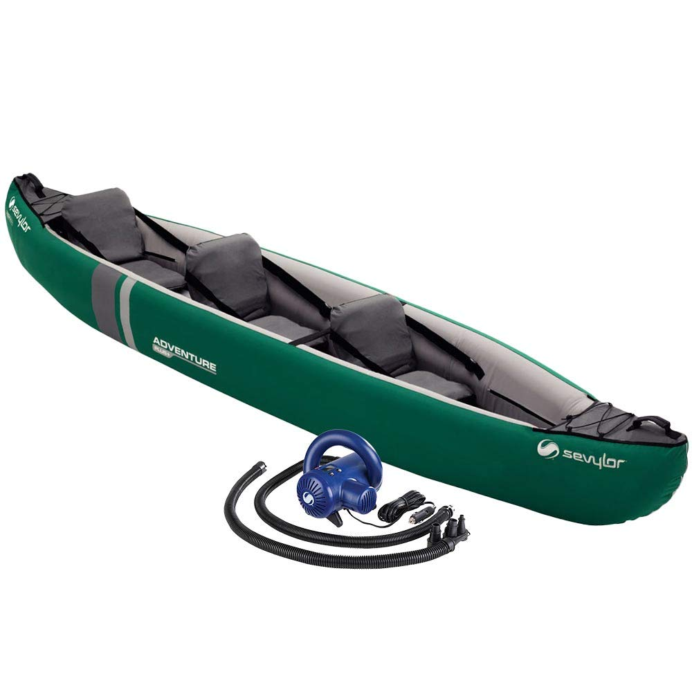 Sevylor-Kabra Kit Kayak Hinchable Adventure Plus Bricolemar de 2+1 ...