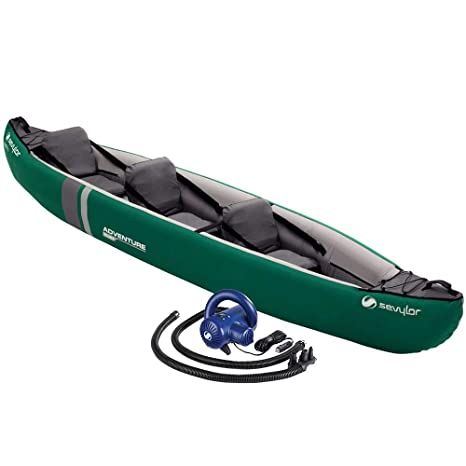 Sevylor-Kabra Kit Kayak Hinchable Adventure Plus Bricolemar de 2+1 ...
