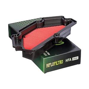 HiFlo Motorcycle Air Filter For Kawasaki EX 650 HFA2608