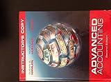 Advanced Accounting, Hamlen, Susan and Huefner, Ronald, 1618530054