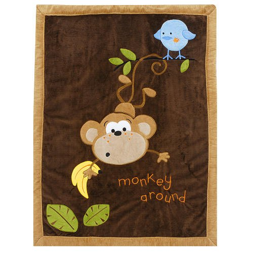 BABIES 'R' US Koala Baby Jumbo Monkey Blanket