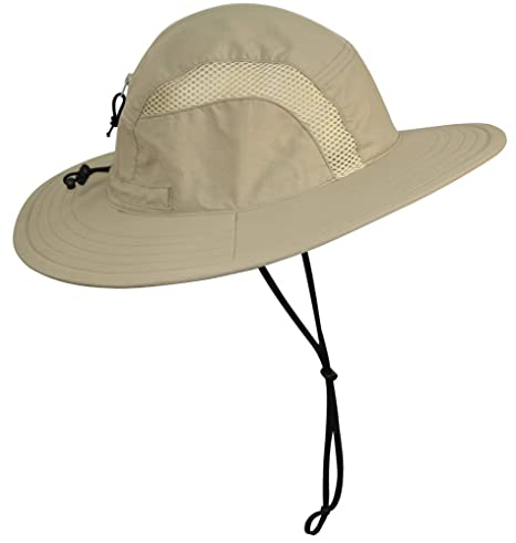 e6323963dbf3eb Amazon.com : Hook & Tackle Patented Mangrove Air/x Hat, Sand, One ...
