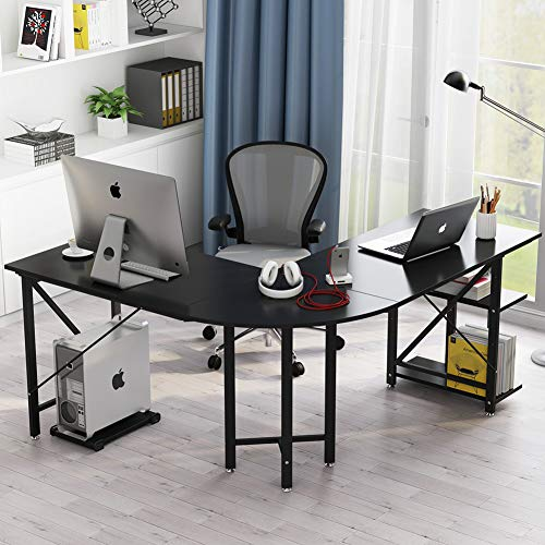 (Large L-Shaped Desk, LITTLE TREE 67
