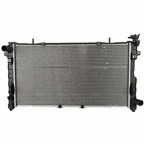 2005 town and country radiator - 8