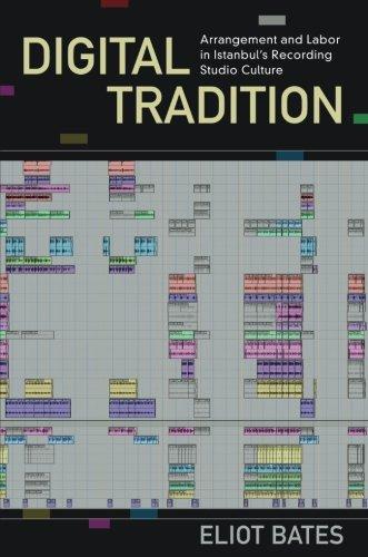 Digital Tradition: Arrangement and Labor in Istanbul's Recording Studio Culture